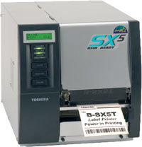 B-SX5 Barcode Printer